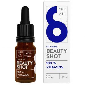 Beauty Shot 100% Vitamins, 10 ml