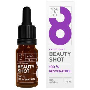 Beauty Shot 100% Resveratrol, 10 ml