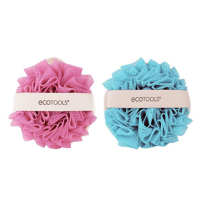 Ecotools EcoPouf Dual Cleansing Pad – naturlig tvättsvamp  d765f1361a1e8