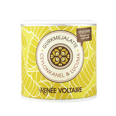 Renée Voltaire Gurkmejalatte, 100 g ekologisk