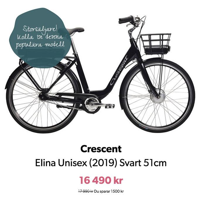 Elcykel Elina