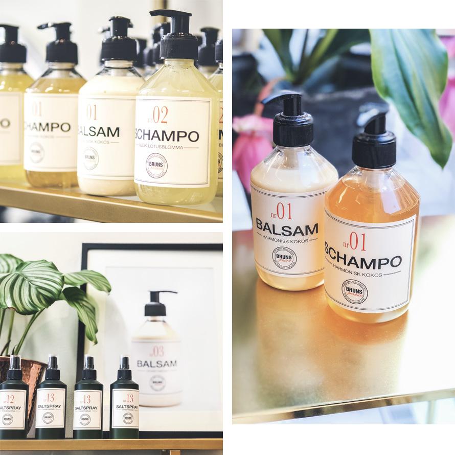 Bruns Ekologiska hårprodukter