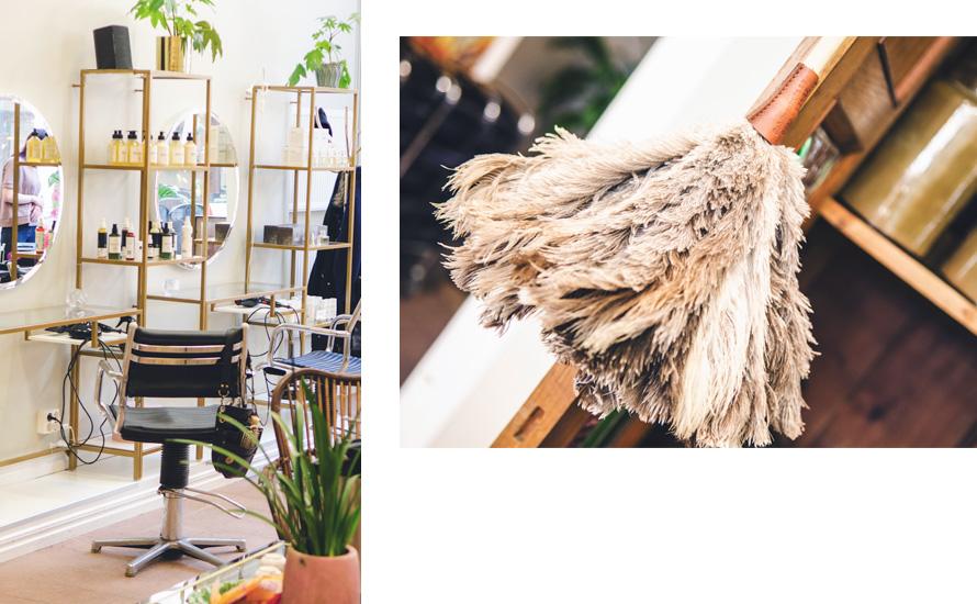 Bruns ekologiska frisörsalong